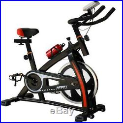 2020 Heavy Duty 18KG Flywheel Exercise Bike Cycle Home Fitness Gym LED Monitor