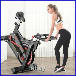 2020 Sports Spin Bike Aerobic Exercise Indoor Training Fitness Gym Spinning Bike