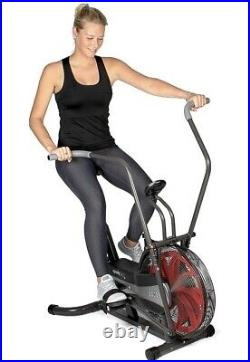 Assault Air Bike Fan Based Full Body Workout Home Fitness Gym Free P&P