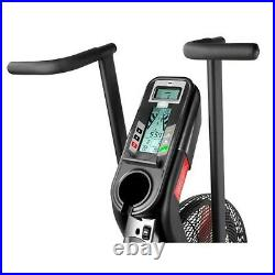 BH Fitness Cross 1100 Dual Action Air Bike Exercise Cycle CrossFit Home Gym New