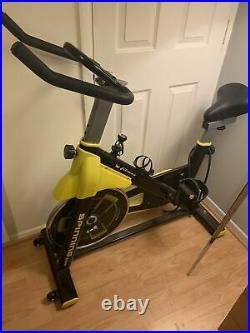 Bike Indoor Exercise SPINBike. RRP £439. Cycle Home Fitness Workout Adjustable