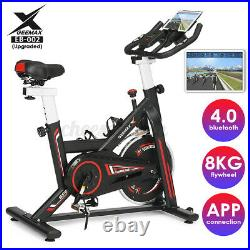 Bluetooth Exercise Bike Gym Cycling Training Fitness Home Indoor Sport Workout