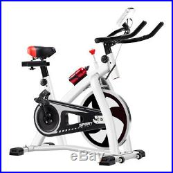 Cardio Cycling Exercise Bike Fitness Training Home Bicycle Cardio Spin Workout