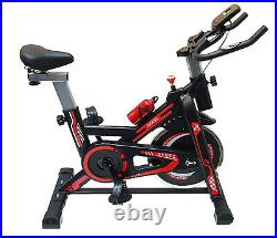 Chase Fitness Exercise Spin Bike Cardio Machine Indoor Aerobic 13kg Flywheel