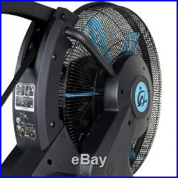 ELLIPSE AIR REMO 900R Full Commercial Dual Action CrossFit BLACK