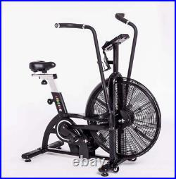 Elite Air Assault Exercise Bike Cardio Cycle HeavyDuty Bike New And Boxed