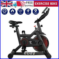 Excercise Bike Fitness Cardio Training Gym Home Sports Fat Burn Pro