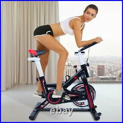 Exercise Bike/Cycle Home Gym Trainer Cardio Fitness Workout Machine Indoor