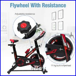 Exercise Bike Cycling Bike Home Gym Bicycle Cardio Fitness Training Workout