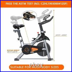 Exercise Bike Fitness Home Gym Bicycle Cycling Cardio Training Workout Indoor