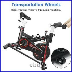 Exercise Bike Gym Cycling Sport Training Fitness Home Cardio With bluetooth APP
