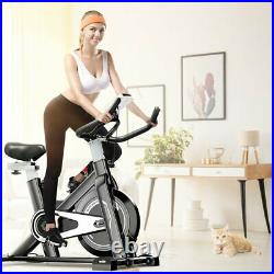 Exercise Bike Home Bicycle Cycling Cardio Fitness Training Workout 6kg Flywheel