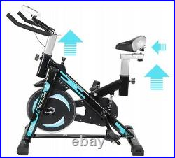 Exercise Bike Home Gym Bicycle Cycling Cardio Fitness Training Indoor Workout