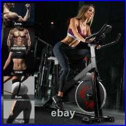Exercise Bike Home Indoor Cycling Bike Workout Fitness Weight Loss Machine 150KG