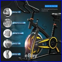 Exercise Bike Spin Bike Home Cardio Spinning Flywheel Fitness Training Workout