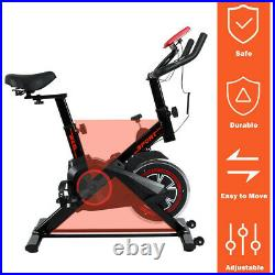 Exercise Bikes Indoor Cycling Bike Bicycle Home Fitness Workout Cardio Machines