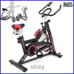 Exercise Spin Bike Bicycle Cycling Cardio Fitness Training Workout Home Gym Bike