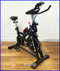 Exercise Spin Bike Indoor Fitness Adjustable Cycle Home Training Gym Workout