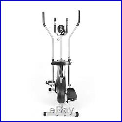 Fit4home CTS803 Elliptical Cross Trainer & Exercise Bike 2 in 1 Fitness Home Gym