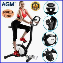 Fitness Cycling Bikes Exercise Bicycle Arms Legs Training Cycle Indoor Home Gym