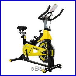 Fitness Exercise Bike Training Bicycle Indoor Outdoor Aerobic Machine Home Gym