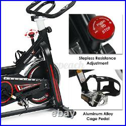GEEMAX Exercise Bike Gym Cycling Training Fitness Home Christmas Indoor Sport