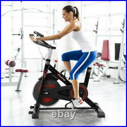 Home Fitness Indoor Cycling Training Exercise Bike Bicycle Workout 6KG Flywheel