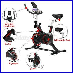 Home Gym Spin Bike Exercise Fitness Bike Fitness Cardio Workout Indoor Machine