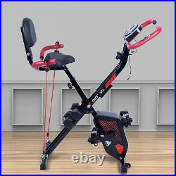 Home Indoor LCD Training Exercise Bike/Cycle Gym Trainer Fitness Workout Machine
