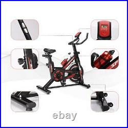 Home Indoor Training Exercise Bike/Cycle Gym Trainer Fitness Workout Machine