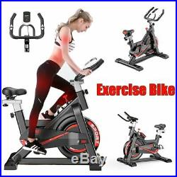 Indoor Exercise Spin Bike Home Gym Bicycle Cycling Cardio Fitness Training Bike