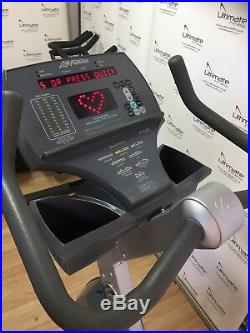 Life Fitness 93c Cycle Reconditioned Lifefitness Warranty Exercise Bike