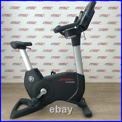 Life Fitness 95C Elevation Series Upright Bike with Inspire Console