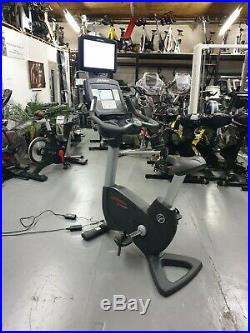 Life Fitness 95C Inspire with TV Upright Bike Commercial Gym Equipment
