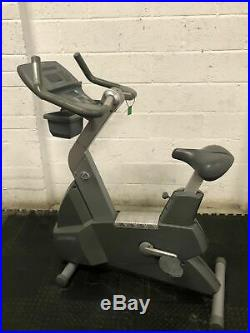 Life Fitness 95C Upright Exercise Bike Commercial Gym Equipment