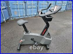 Life Fitness C9i Upright Exercise Bike with Battery Saver Delivery Possible