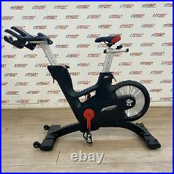 Life Fitness IC7 Indoor Spin Bike with TFT Watt Rate Monitor Ver 1 Refurbished