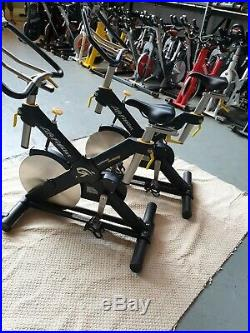 Life Fitness Pro Lemond Revmaster Indoor Spinning Bike With Monitor
