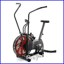 Marcy NS-1000 Fan Exercise Bike with Air Resistance System REFURBISHED RETURN