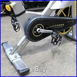 Matrix Fitness Livestrong Tomahawk SSeries Indoor Cycle Commercial Gym Equipment