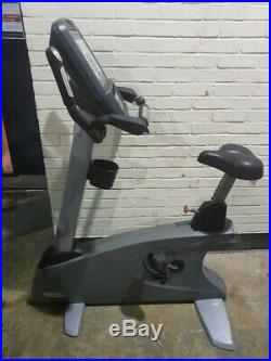 Matrix Fitness U5x Upright Exercise Bike Cycle, Commercial Gym Equipment