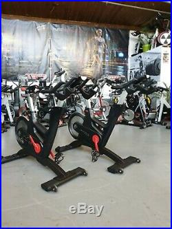 Matrix/Life Fitness IC7 Indoor Cycle EXERCISE BIKE Powered By ICG. 3 years old