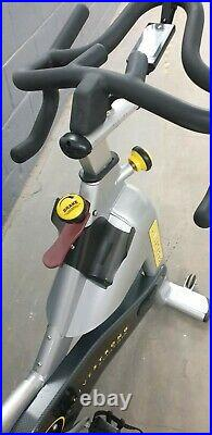 Matrix Livestrong spinning bike with console for home fitness or commercial Gym
