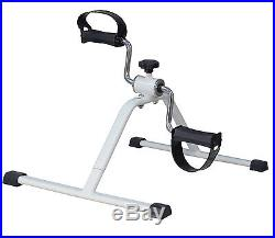 Medical & Fitness Pedal Exerciser Upper & Lower Bike for Legs, Arms, Bum Workout