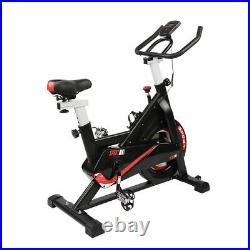 New Cardio Exercise Bike Spin Bicycle Home Fitness with 6kg Flywheel Cycling