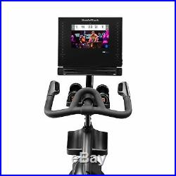 NordicTrack Commercial S10i Powered Incline Studio Indoor Cycle