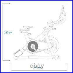 NordicTrack Commercial S22i Studio Cycle spin bike