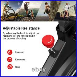OTF Black Exercise Bike Home Gym Bicycle Cycling Cardio Fitness Training Indoor