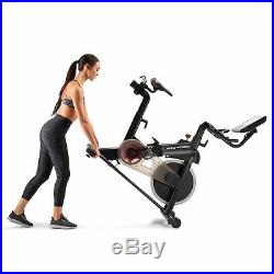 ProForm SMART Power 10.0 Stationary Exercise Bike Cardio Workout Indoor Cycle