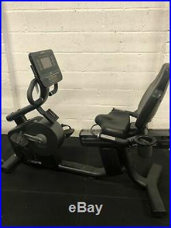 Pulse Fitness 250 R-cycle Series 2 Recumbent Exercise Bike Commercial Gym